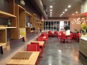 Restaurant Flooring - Seamless Urethane