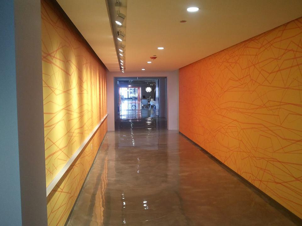 Epoxy floor coating chicago contractor psi americas for Floor and decor chicago
