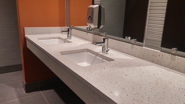 Commercial Concrete Countertops Amp Sinks In Madison Wi