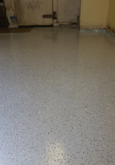 Damaged floor repair atlanta georgia at moes bbq for Georgia floor