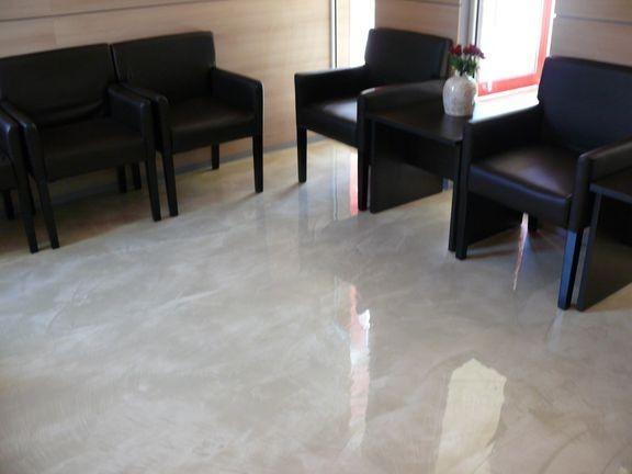 Polished Concrete Floors | Metrocrete Concrete Flooring Contractors