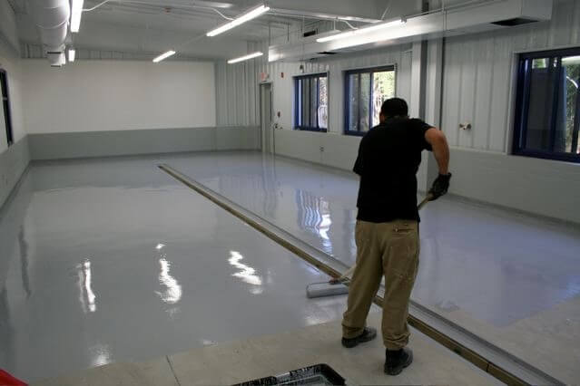 Cost To Paint A Car >> What is The Best Epoxy Paint to Refinish a Garage Floor ...