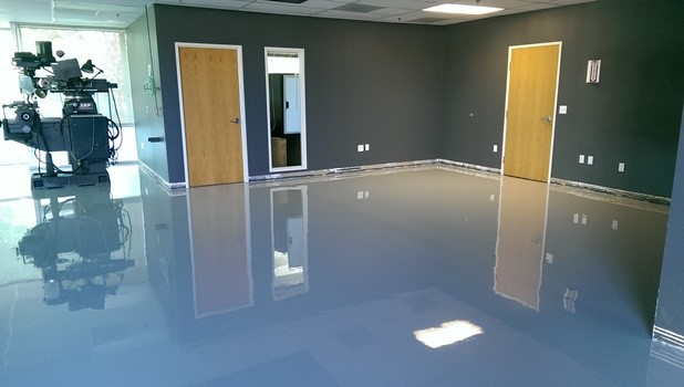 what is the best epoxy paint to refinish a garage floor - How To Epoxy Garage Floor